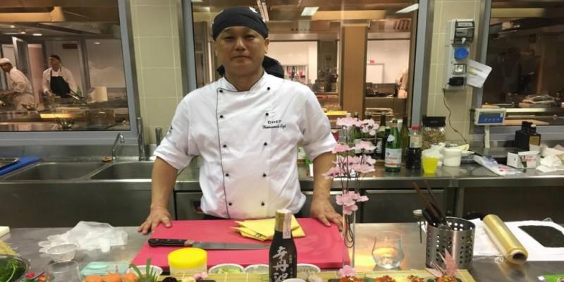 I 10 migliori sushi di Roma