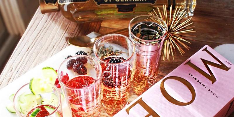 5 cocktail di San Valentino molto romantici
