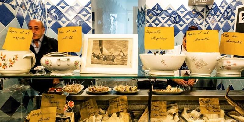 La classifica dei ristoranti di Napoli dove mangiare pesce