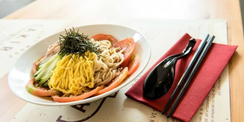 I migliori ristoranti giapponesi di Roma? Vai all'Ostiense