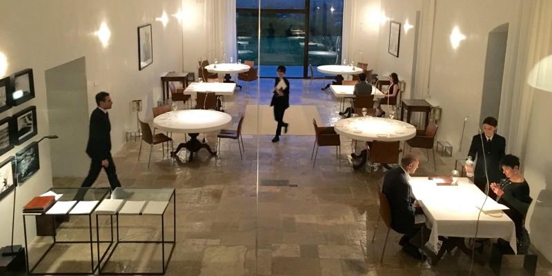 I migliori ristoranti italiani per la guida Gambero Rosso 2018, prendere appunti per la prossima cena importante