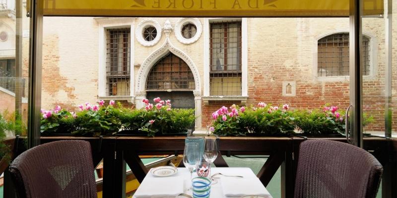 I ristoranti storici DOC a Venezia