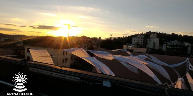 La stagione dell'Arena del Sol di Conegliano: anche a Settembre con concerti ed eventi