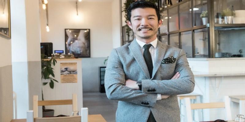 """""""Il mio ramen vi conquisterà"""" Akira Yoshida e la sua missione: portare in tavola i veri sapori della cucina giapponese"""
