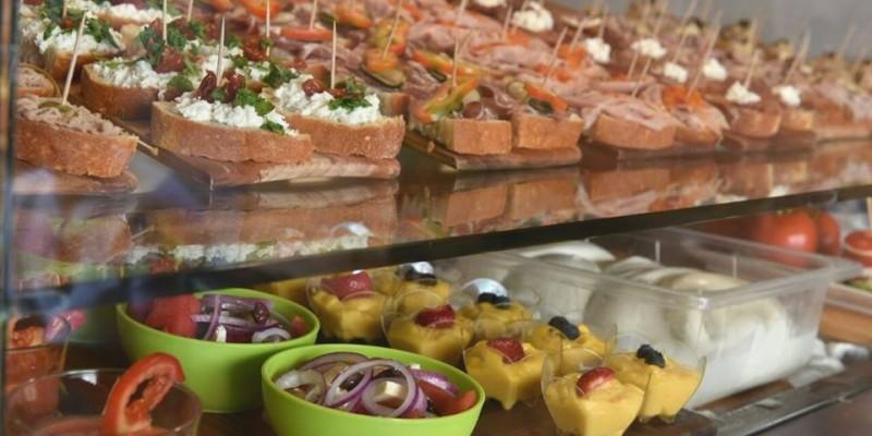 Aperitivo tipico con cicchetto ma vegetariano: ecco dove in Veneto