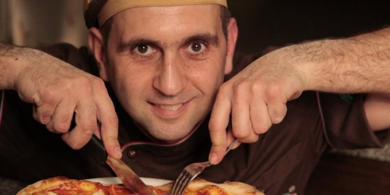Io tifo Abruzzo, e tu? Luciano Passeri, chef di Foconè, a Cuochi d'Italia