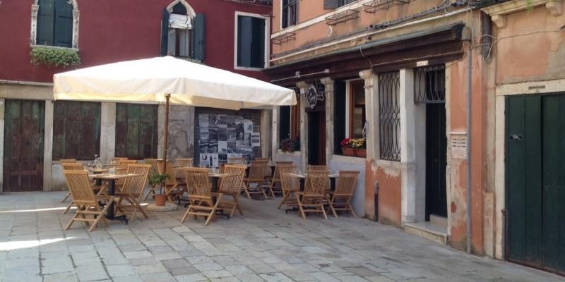 I locali nei campielli nascosti di Venezia