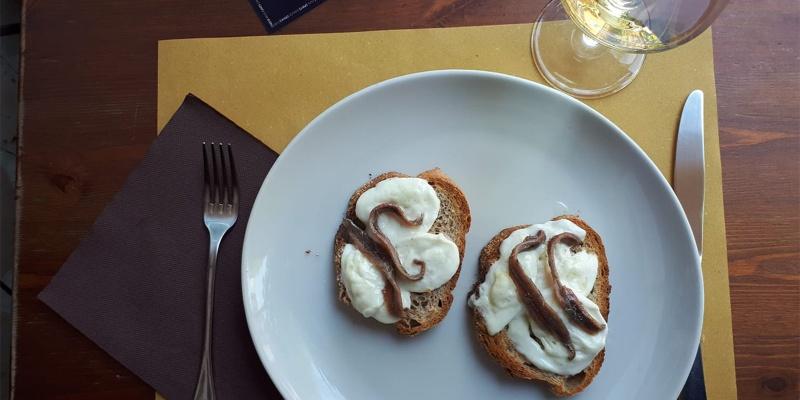 Pranzo con Accostamento diVino. 5 Enoteche di Roma con Cucina