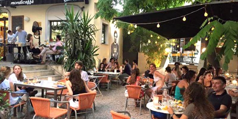 Guida ai migliori aperitivi di Roma quartiere per quartiere: il Pigneto