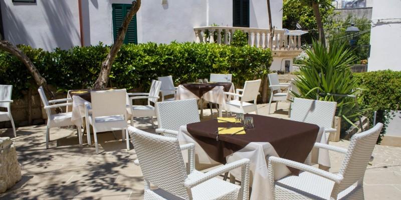 10 posti di Lecce e provincia dove mangiare all'aperto