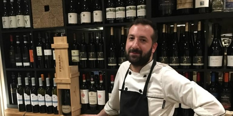 ​Giovanni Brunello, lo chef globetrotter di Pepe Nero