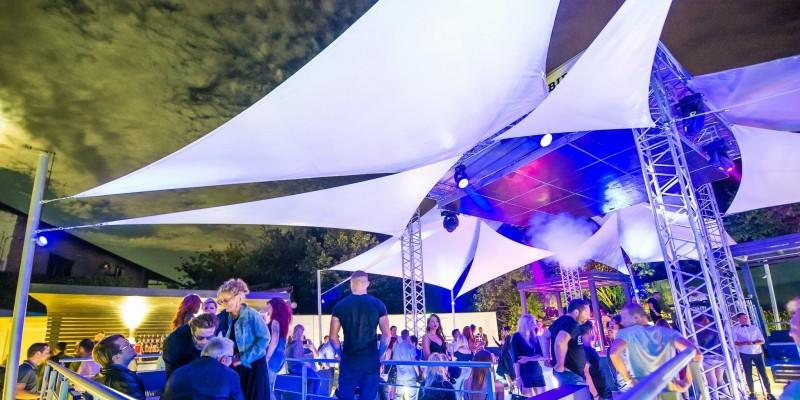 Dove ballare sul lago di Garda anche d'estate