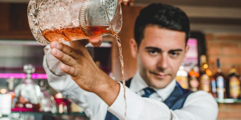 Il tocco di colore di Gabriele Cusimano, Bar Manager di Skyline