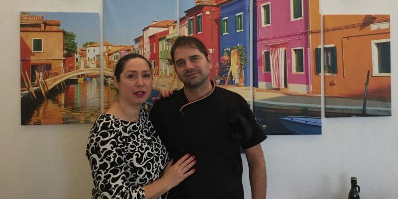 Due cuori e un progetto: ti presento Pino e la Silvi, titolari del Biri5497