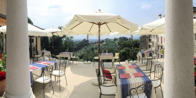 5 ristoranti con un panorama mozzafiato a Treviso e provincia