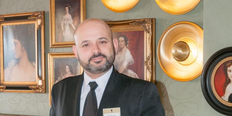 Essere maître al Ristorante Principessa: intervista a Stefano Marongiu