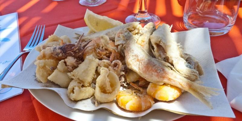 6 fritture di pesce che un veneziano vero deve provare almeno una volta