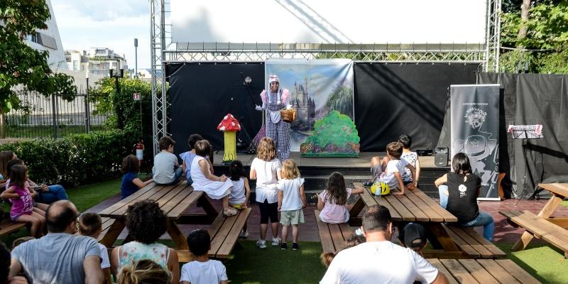 Alla Buoneria il Festival dei Bambini: l'estate a misura dei piccoli è grandissima
