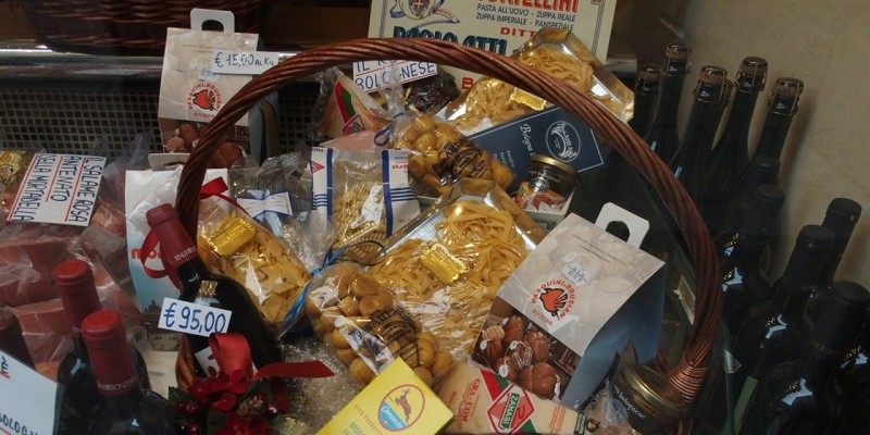 Ecco le idee-regalo più amate: ceste di Natale a Treviso!