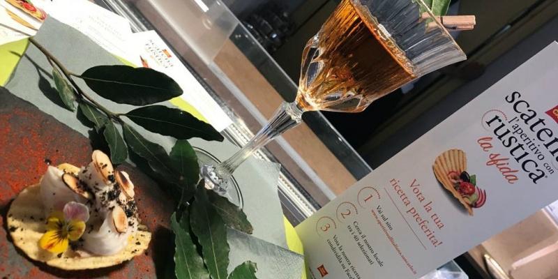 Scatena l'aperitivo con Rustica, i finalisti del Nord sono pronti per Baritalia Hub