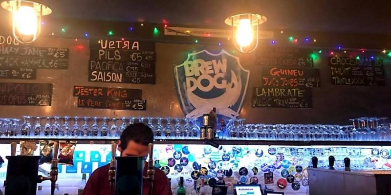 BrewDog: nel cuore di Firenze il regno della birra artigianale scozzese