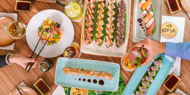 7 all you can eat di Firenze che ti toglieranno la voglia di sushi