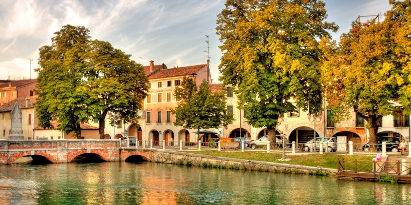 Se quei muri potessero parlare..! Le antiche osterie di Treviso centro