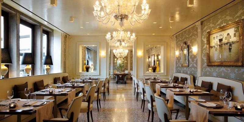 """Gourmet Festival di Relais & Châteaux """"Isole e barene"""" all'Hotel Londra Palace di Venezia"""