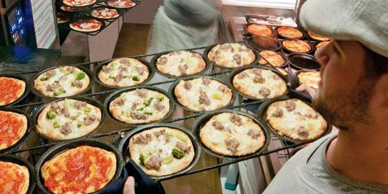 Le pizzerie al taglio storiche imperdibili a Pescara