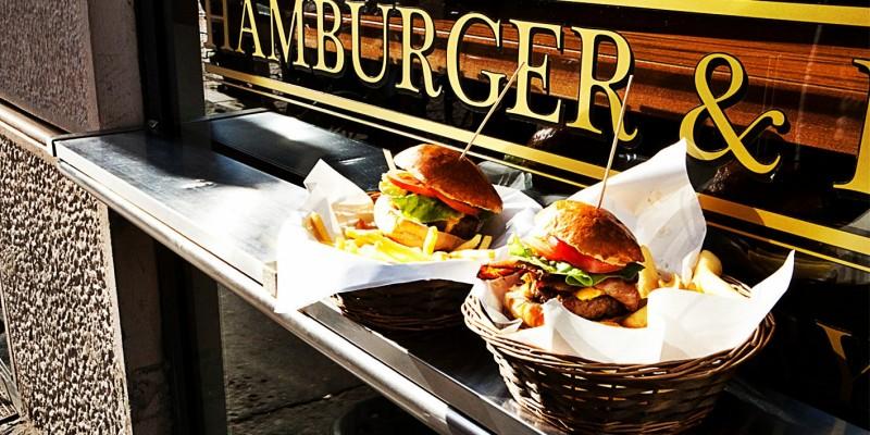 I 10 migliori hamburger d'Italia. Che dici, gourmet o Man vs. Food?