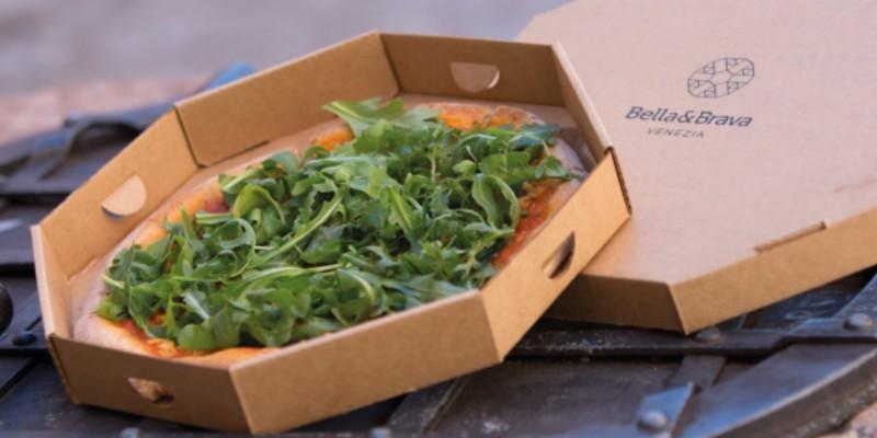 Bella e Brava: la pizza bio è a Venezia