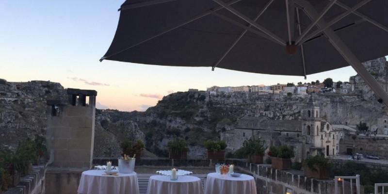 Dove mangiare all'aperto a Matera