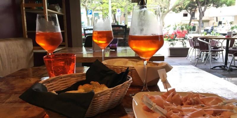 Benvenuta Primavera: 5 locali di Jesolo dove andare a mangiare e a far l'aperitivo anche in questa stagione