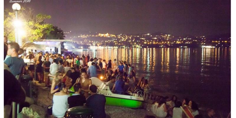 I migliori beach bar del lago di Garda