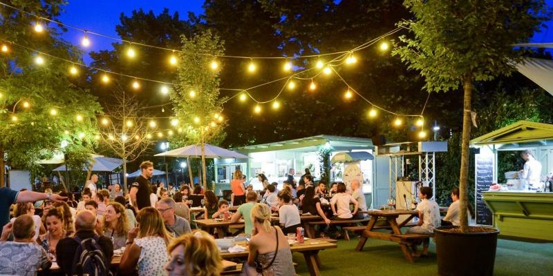 A la Buoneria al Fosso Bandito l'Estate nel cuore tra street food e musica dal vivo