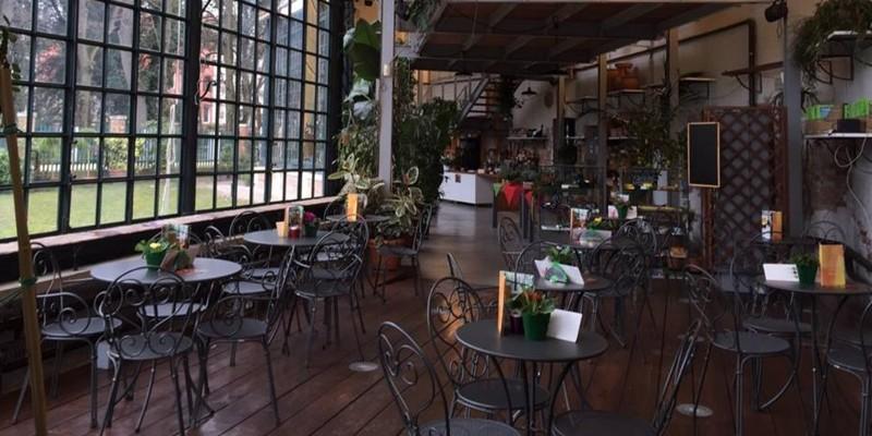 I più bei giardini nei ristoranti di Venezia