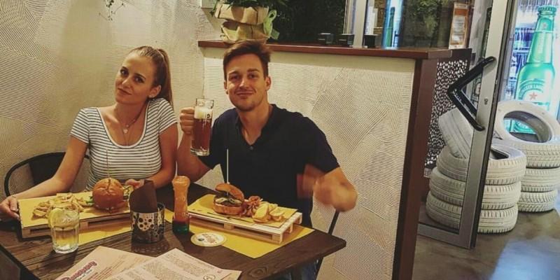 La ricerca del top: Tommaso e Giovanna del Boomerang, un amore per gli hamburger