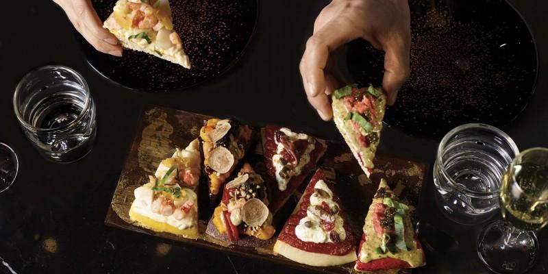Le pizze più particolari di Venezia