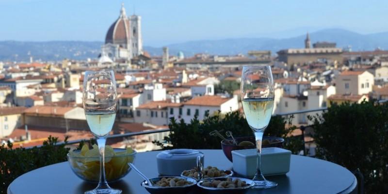 Le caffetterie dei musei di Firenze, qui la colazione e l'aperitivo sono un'opera d'arte