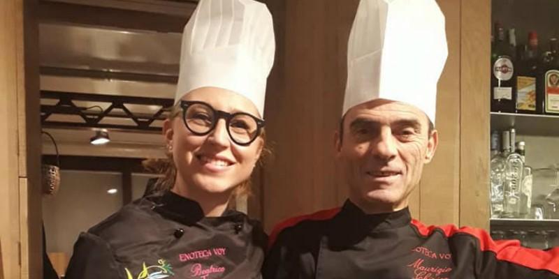 Quattro chiacchiere con Maurizio, chef della nuova Enoteca Voy