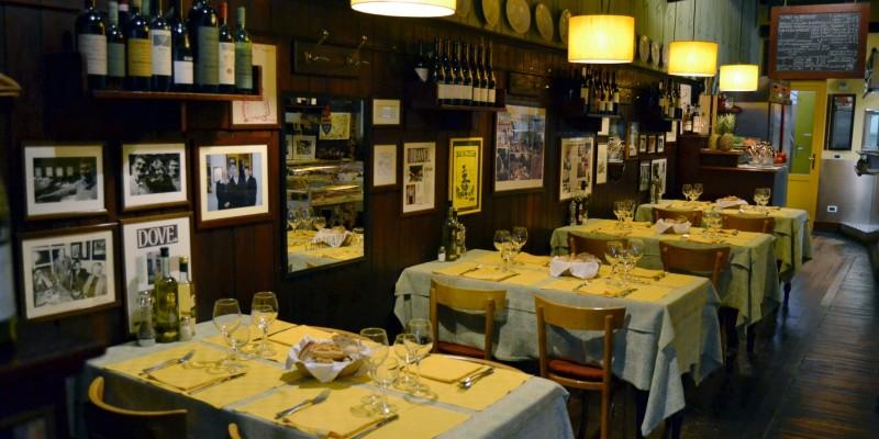 Ristoranti, osterie e pizzerie: 10 storici nomi a Treviso e in provincia