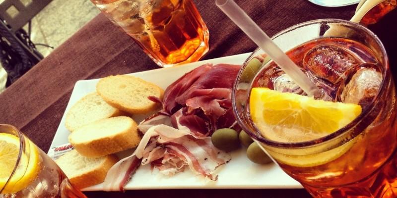 I 7 migliori aperitivi intorno a Mestre