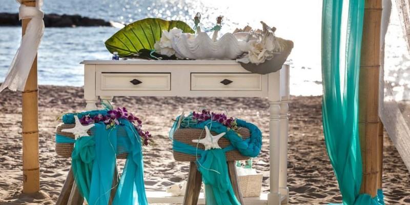 Sposarsi al mare: 5 location sul litorale