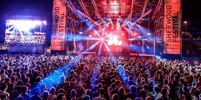 Sherwood Festival: il programma per l'estate 2017