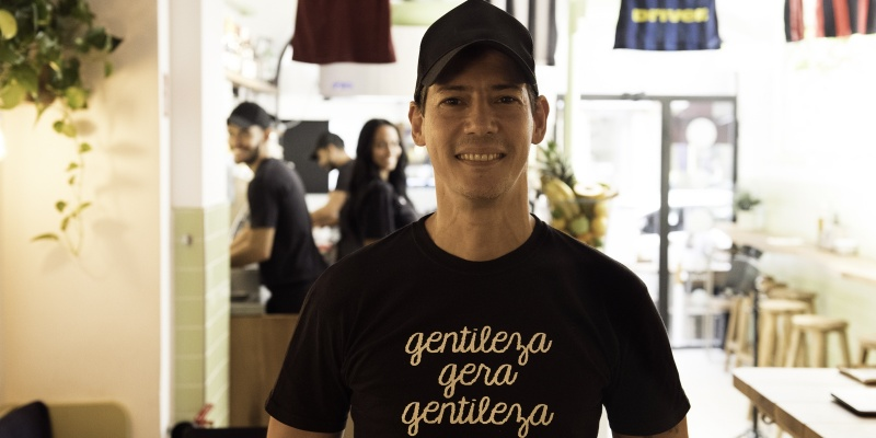 La rivoluzione dell'Healthy Food di Casa Tapioca raccontata dal suo protagonista