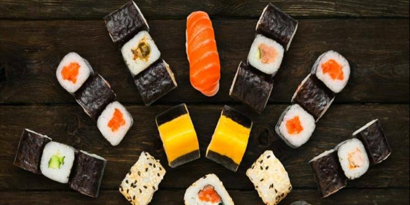 Stasera giapponese? Ecco i migliori 5 sushi take away di Roma