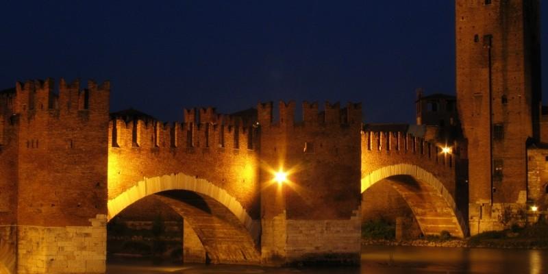 I locali di Verona e dintorni con le viste più suggestive dell'inverno
