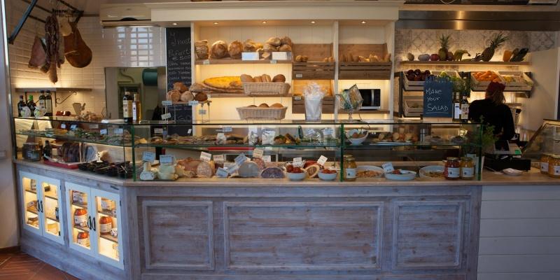 I locali a Firenze con piccola bottega per veri gourmet