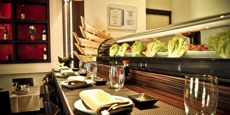 Ristoranti giapponesi a Roma: 6 indirizzi da segnare se stasera vuoi mangiare sushi