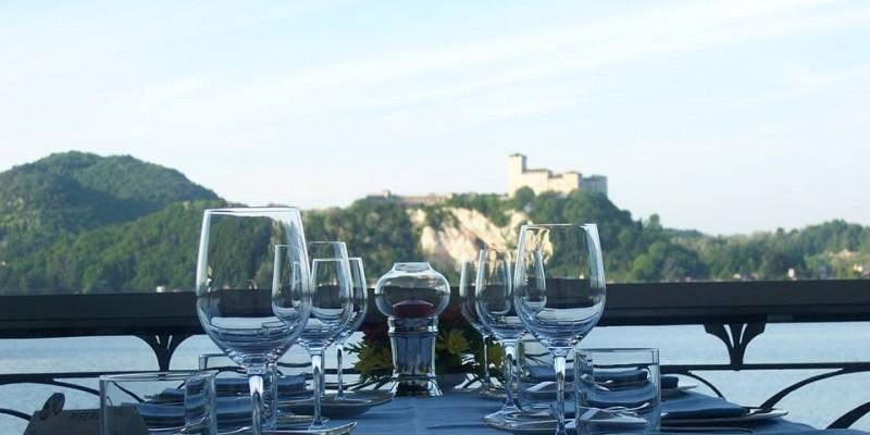 In gita sul Lago Maggiore: 5 ristoranti dove fermarsi per cena